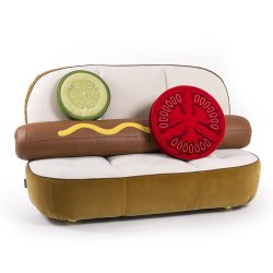 Софа Seletti Hot dog sofa 16012