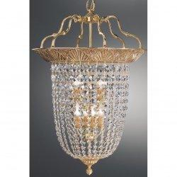 Люстра NervilampL 07/8 Lantern French Gold
