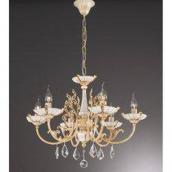 Люстра La LampadaL 590/6.17 Ceramic Gold