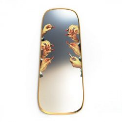 Зеркало Seletti Mirrors Gold Frames 17091