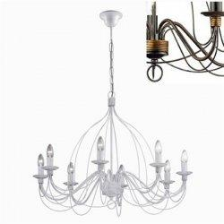 Люстра Ideal Lux  Corte SP8 Ruggine